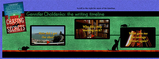 Writing Timeline Videos